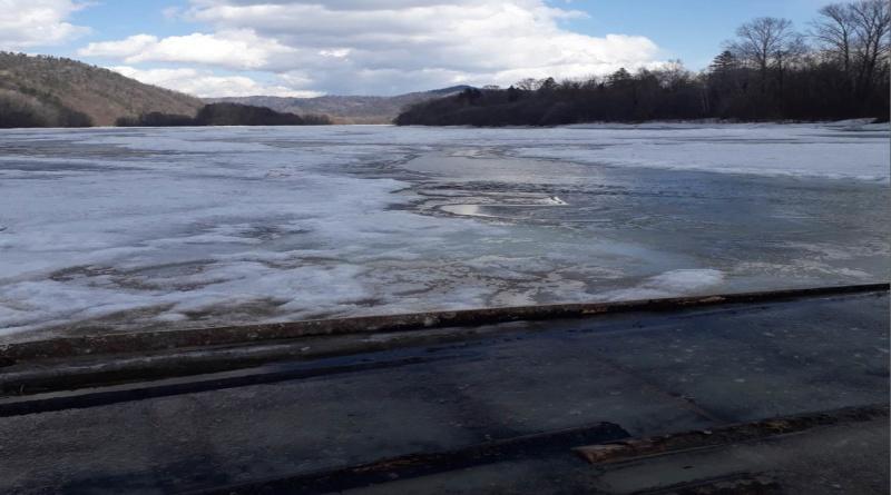 Запрещена эксплуатация ледовой переправы в Аяно-Майском районе