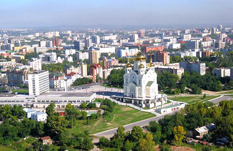 Памятный знак «Почетного гражданина Хабаровского края» вручен Геннадию Павлишину